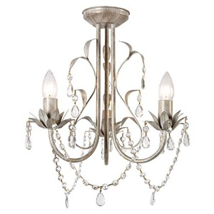 Cheap cream chandelier