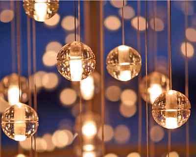 Bocci replica Meteor Glass Globe Pendant Ceiling Light Lighting Chandelier l& & Bocci replica Meteor Glass Globe Pendant Ceiling Light Lighting ...