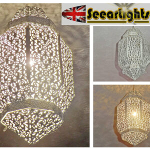 Cheap shabby chic chandeliers shabby chic chandelier uk cream moroccan chic ornate chandelier pendant light shabby lamp shade lantern aloadofball Images