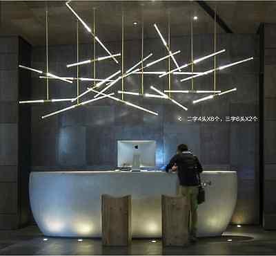 Bespoke Agnes Chandelier Criss Cross Linear Light Lamp Reproduction Project Cheap Chandeliers Uk